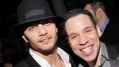 In The Heights Reunion Concert — Seth Stewart — Robin de Jesus
