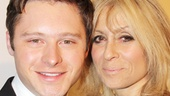 Drama League Gala for Audra 2013  Bobby Steggert  Judith Light