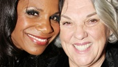 Tyne Daly delivered a humorous monologue lamenting the fact that she has never worked with Audra (though her brother, Tim, did!).