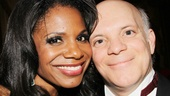 Drama League Gala for Audra 2013  Audra McDonald  Eddie Korbich