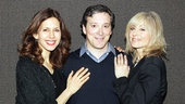Tony nominees Jessica Hecht and Jeremy Shamos and Tony winner Judith Lights are set to co-star on Broadway in The Assembled Parties.