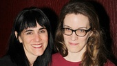 Director Leigh Silverman and playwright Liz Flahive are enjoying their second collaboration at MTC with The Madrid.
