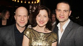 The Madrid  Opening Night  Richie Jackson  Edie Falco  Jordan Roth