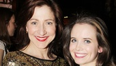 Spring Awakening vet Phoebe Strole is perfectly cast as Edie Falco's daughter. 