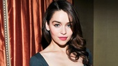 What a stunner! The glamorous Emilia Clarke will take on the iconic role of Holly Golightly in Breakfast at Tiffanys.