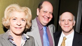 Tony nominee Suzanne Bertish, Tony Torn and Broadway vet Eddie Korbich lend some maturity to the young cast of Breakfast at Tiffanys.