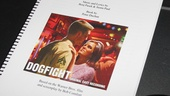 Dogfight  Cast Recording  script