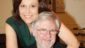 Sigourney Weaver and playwright Christopher Durang have been close friends since they were classmates at Yale School of Drama.