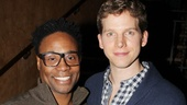 Kinky Boots- Billy Porter  Stark Sands