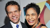 Passion – Opening Night – Brian Stokes Mitchell – Allyson Tucker