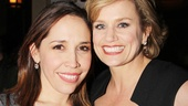 Andrea Burns and Cady Huffman play burlesque stars in Douglas Carter Beane's next Broadway outing, The Nance.