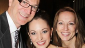 Cinderella-    Laura Osnes- Family
