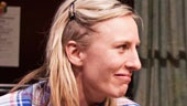 Mickey Sumner as Missy Bodine in The Lying Lesson.