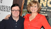 Nathan Lane and Cady Huffman, Tony Award winners for their last collaboration, The Producers, happily reunite in The Nance. 
