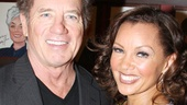 After starring together in Broadway&#39;s Sondheim on Sondheim, Tom Wopat (cast as a sheriff) and Vanessa Williams are excited to be reunited in Bountiful!