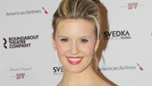Maggie Grace looks spectacular after having recently closed out Roundabout's run of Picnic.