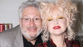 "Kinky Boots' creators Harvey Fierstein and Cyndi Lauper are eager to share their journey with the ""Times Talk"" audience."