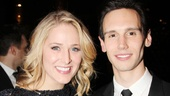 Kate Cullen Roberts looks gorgeous alongside her equally handsome co-star Cory Michael Smith.