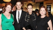 'Lucky Guy' Opening — Elizabeth Hanks — Colin Hanks — Rita Wilson — Samantha Bryant