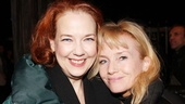 Harriet Harris and Rebecca De Mornay come together for a lovely snapshot.