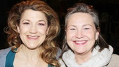 Best Actress reunion! Victoria Clark and Cherry Jones each took home Tonys in 2005—Clark for The Light in the Piazza and Jones for Doubt.