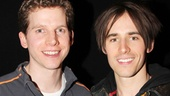 Kinky Boots star Stark Sands and Spider-Man star Reeve Carney know how to rock a Broadway theater.
