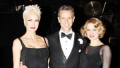 Amra-Faye Wright, Adam Pascal & Amy Spanger razzle dazzle audiences and the camera.