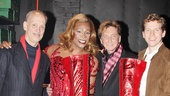 Kinky Boots- John Waters- Billy Porter- Barry Manilow- Stark Sands
