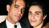 Bobby Cannavale's biggest fan? His son Jake!