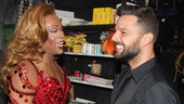 Billy Porter and Ricky Martin chat about everything from music careers to leading a Broadway show.