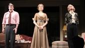The Assembled Parties – Opening Night – Jeremy Shamos – Jessica Hecht – Judith Light