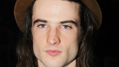 British actor Tom Sturridge also makes his Broadway debut as Phillip, Treat's simple-minded and reclusive brother.