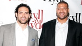 Jekyll & Hyde- Mark Sanchez- Austin Howard