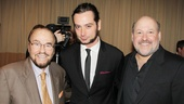 Inside the Actors Studio host James Lipton has a few questions for Jekyll & Hyde star Constantine Maroulis and composer Frank Wildhorn.