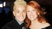 Its a Mamma Mia! reunion for Frankie James Grande and Carolee Carmello.