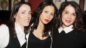 'Testament of Mary' Opening Night — Kimmarie Lynch — Elizabeth Rodriguez — Annabella Sciorra