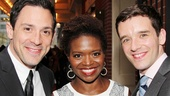 It's a trio of Broadway favorites: Tony winner and Broadway.com Star of the Year Steve Kazee, Tony winner LaChanze and Michael Urie, currently starring off-Broadway in Buyer & Cellar.