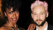 Condola Rashad's gorgeous opening night look is courtesy of fashion designer Chris Benz!