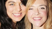 Music supervisor Nadia DiGiallonardo hangs out with Rachel Bay Jones at the party.