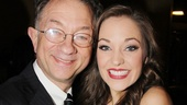 Costume designer William Ivey Long went all out to craft some gorgeous costumes for Cinderella star Laura Osnes.
