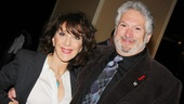Andrea Martin gets to chat with her Tevye in Fiddler on the Roof, Harvey Fierstein. 