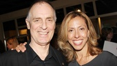 Featured actor Keith Carradine and composer Amanda Green cant hide their excitement about Hands on a Hardbodys three nominations.