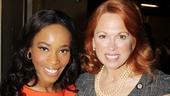 Leading Actress in a Musical nominees Valisia LeKae (Motown) and Carolee Carmello (Scandalous) get to know each other.