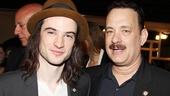 Tom meets Tom! Orphans star Tom Sturridge and Lucky Guy's Tom Hanks will duke it out for Best Leading Actor in a Play.