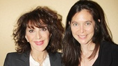Pippin dream team Andrea Martin and director Diane Paulus are two gorgeous gals.
