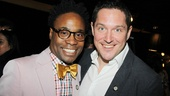 Check out Billy Porter and Bertie Carvelthese handsome hunks are giving two of the best performances in town!