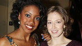 The Trip to Bountiful's Condola Rashad and Who's Afraid of Virginia Woolf? scene-stealer Carrie Coon are both nominated for Featured Actress in a Play.