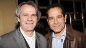 Director Bartlett Sher and featured actor Tony Shalhoub reminisce about their successful revival of Golden Boy.