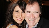 Representing Roundabout Theatre Company's season are first-time nominees Stephanie J. Block and Richard Kind!