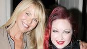 <i>Kinky Boots</i> - Christie Brinkley - Cyndi Lauper